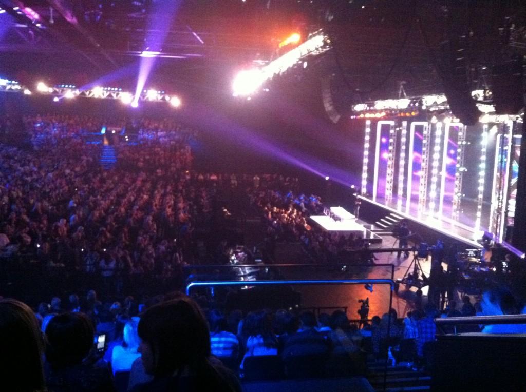 X Factor 2011 Birmingham Auditions